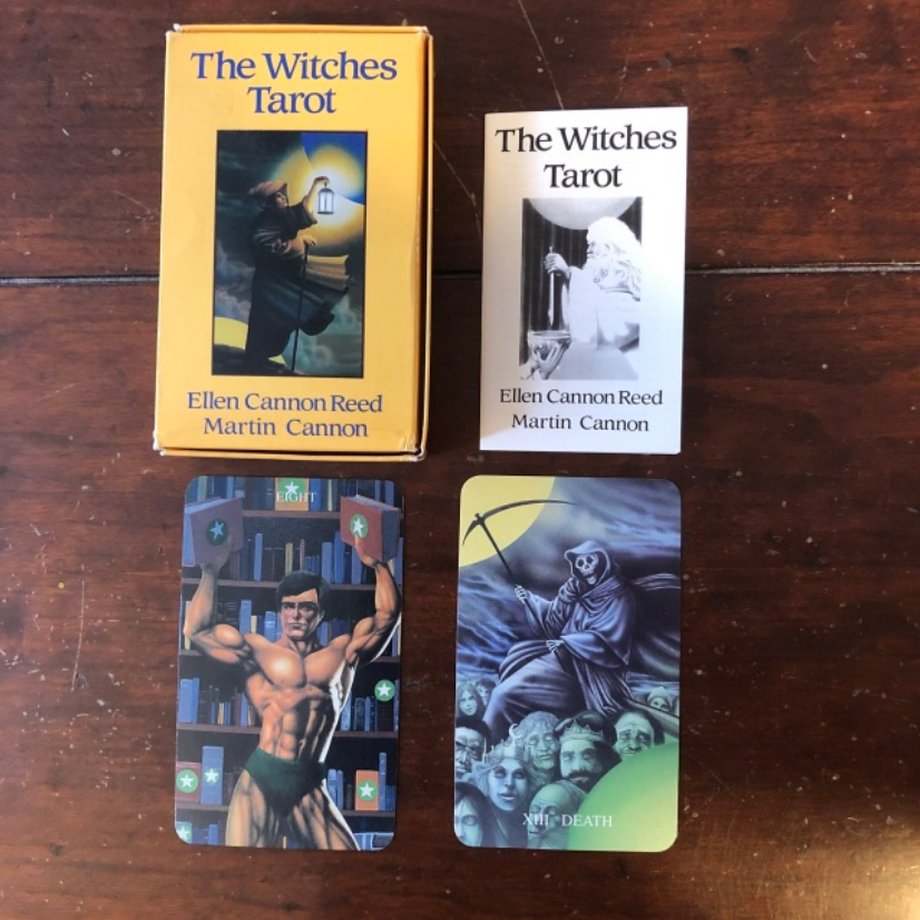 The Witches Tarot