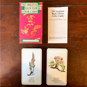 The Original Bach Flower Color Cards
