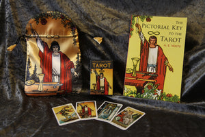Rider Waite Smith Tarot Beginner's Gift Set
