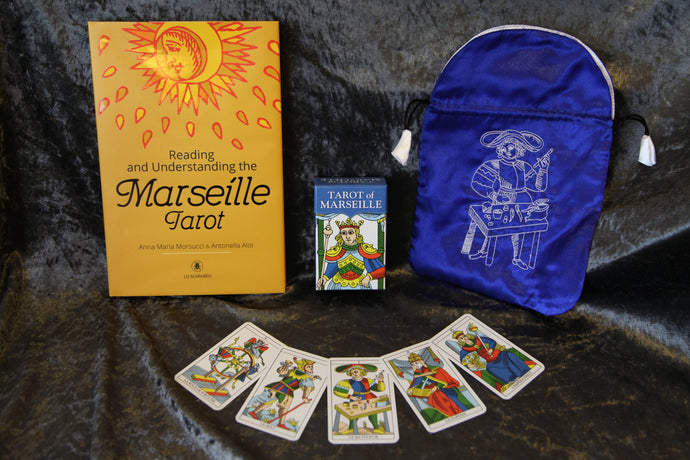 Marseille Tarot Beginner's Gift Set