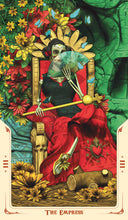 Load image into Gallery viewer, Santa Muerte Tarot