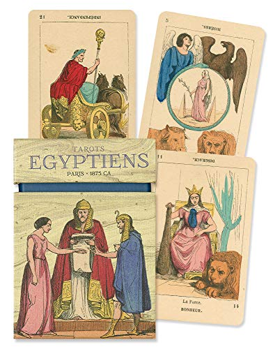 Tarot Egyptiens - LIMITED EDITION