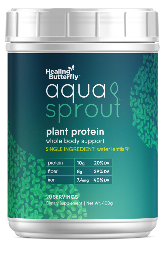 Buy Aqua Sprout Plant Protein Powder ** FREE SHIPPING **