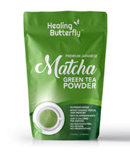 Load image into Gallery viewer, Buy Japanese Matcha Green Tea Powder – 42-serving Pouch ** FREE SHIPPING **
