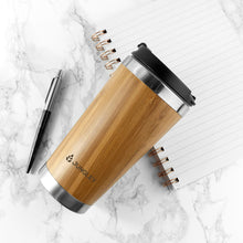 Load image into Gallery viewer, Bamboo Eco Travel Mug
