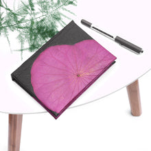 Load image into Gallery viewer, A6 Lotus Notebook - Pink
