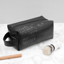 Load image into Gallery viewer, Upcycled Truck Tyre Rubber Wash Bag