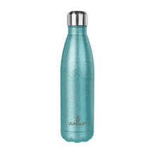 Load image into Gallery viewer, Jungley Glitter Insulated Water Bottle