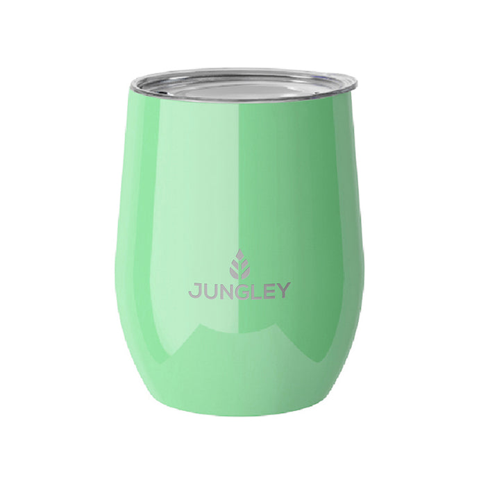 Jungley Gloss Stemless Wine Insulated Tumbler