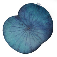 Load image into Gallery viewer, Blue Lotus Leaf Placemats - Set of Four