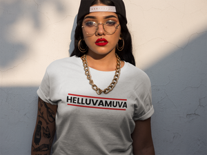 Lady in Red - HELLUVAMUVA