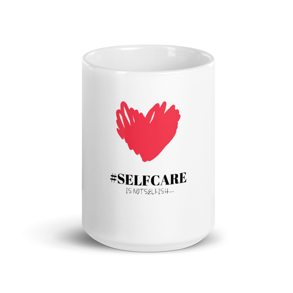 Self Care Mug - HELLUVAMUVA