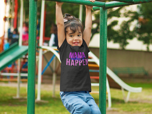 Make It Happen Toddler Tee - HELLUVAMUVA