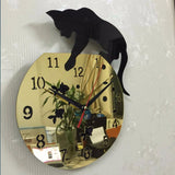 Needle Diy Clocks Living Room - spree retail