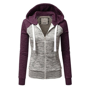 Quick-dry Women Sport Hoodie - spree retail