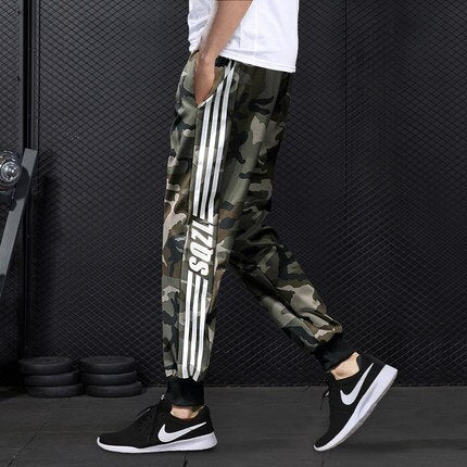 Gym Workout Bodybuilding Sweatpants Trousers - spree retail