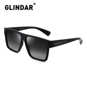 Sunglasses Retro Square Polarized