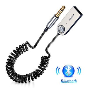 Aux Bluetooth Adapter Cable