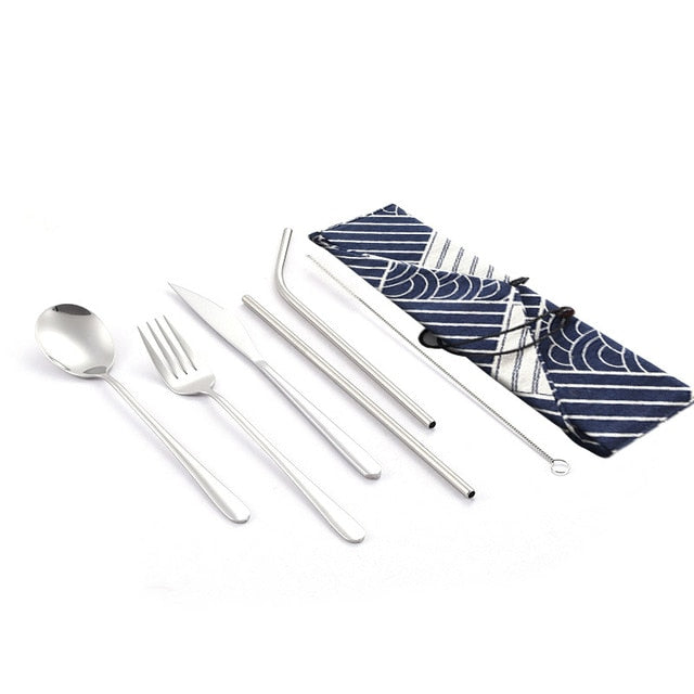 Camping Cutlery Set Travel