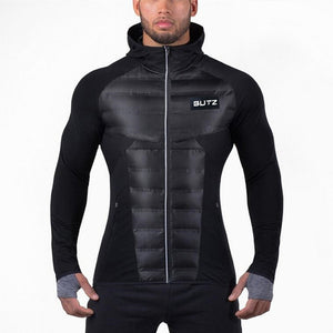 Winter Men Running Jackets - spree retail