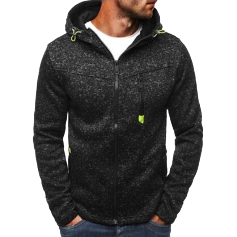 Sweatershirt Men Running Jacket - spree retail