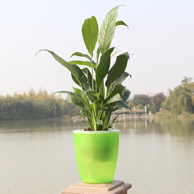Outdoor Garden Balcony Plant Flowerpot - spree retail