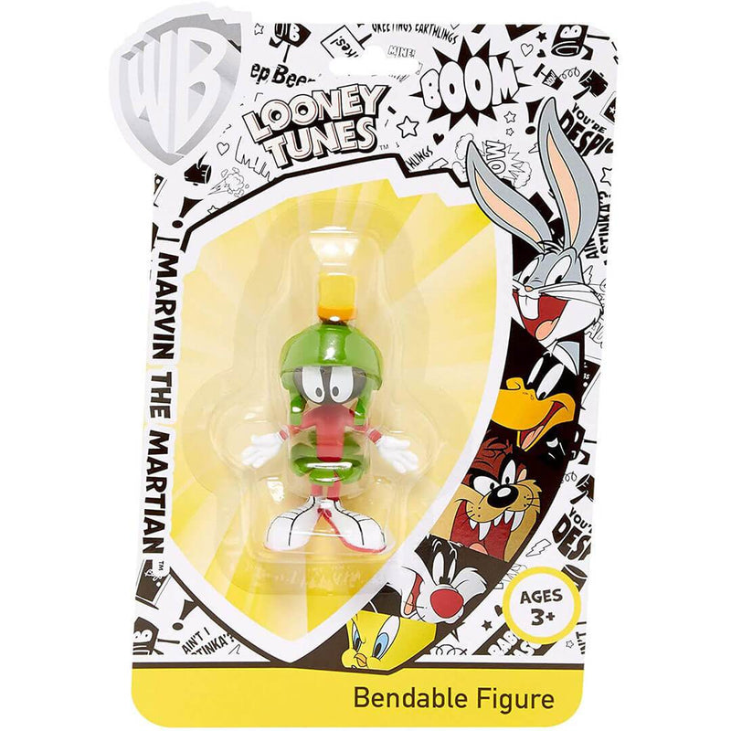 Looney Tunes Marvin the Martian Bendable Figure by NJ Croce