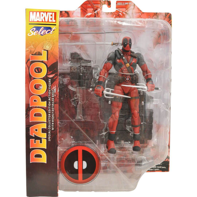 Deadpool Action Figure by Diamond Select Toys