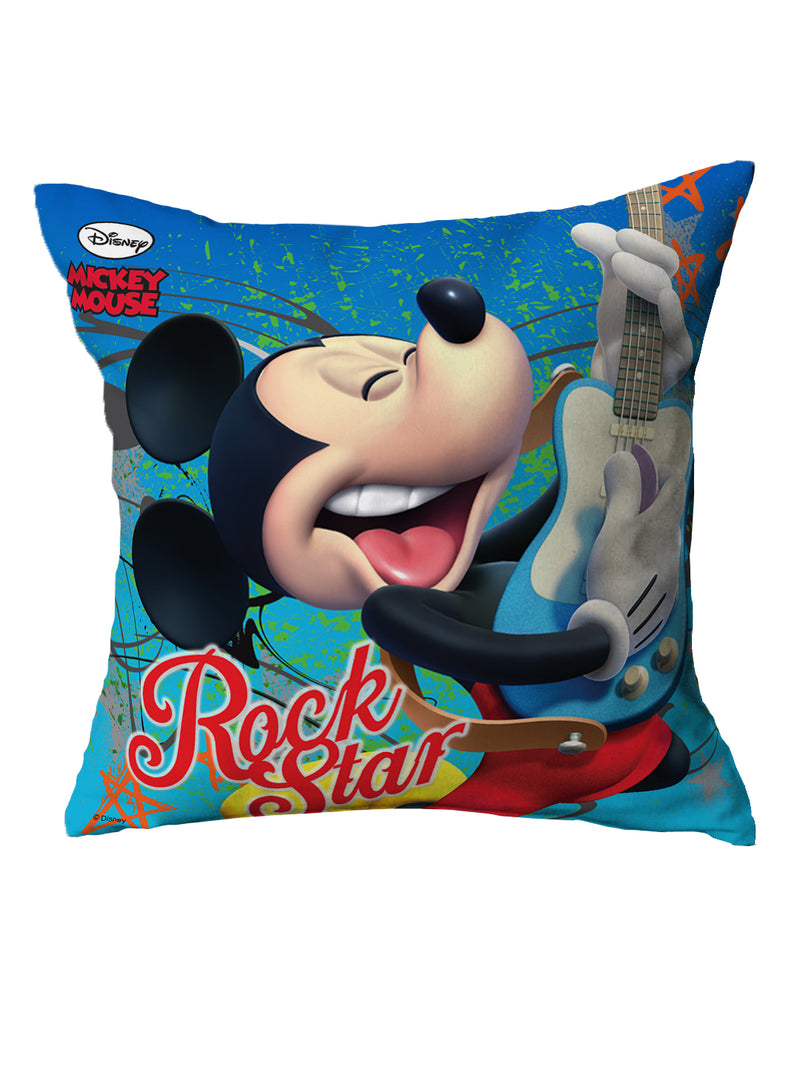 Disney Mickey Filled Cusion with Cover 16x16 inches - e23