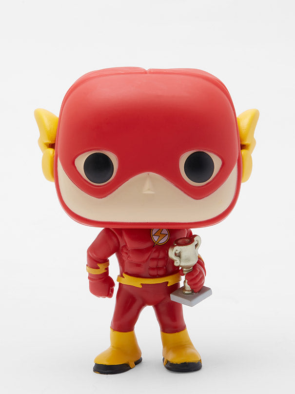 The Big Bang Theory: Sheldon Cooper as The Flash SDCC 2019 Exclusive Funko Pop!