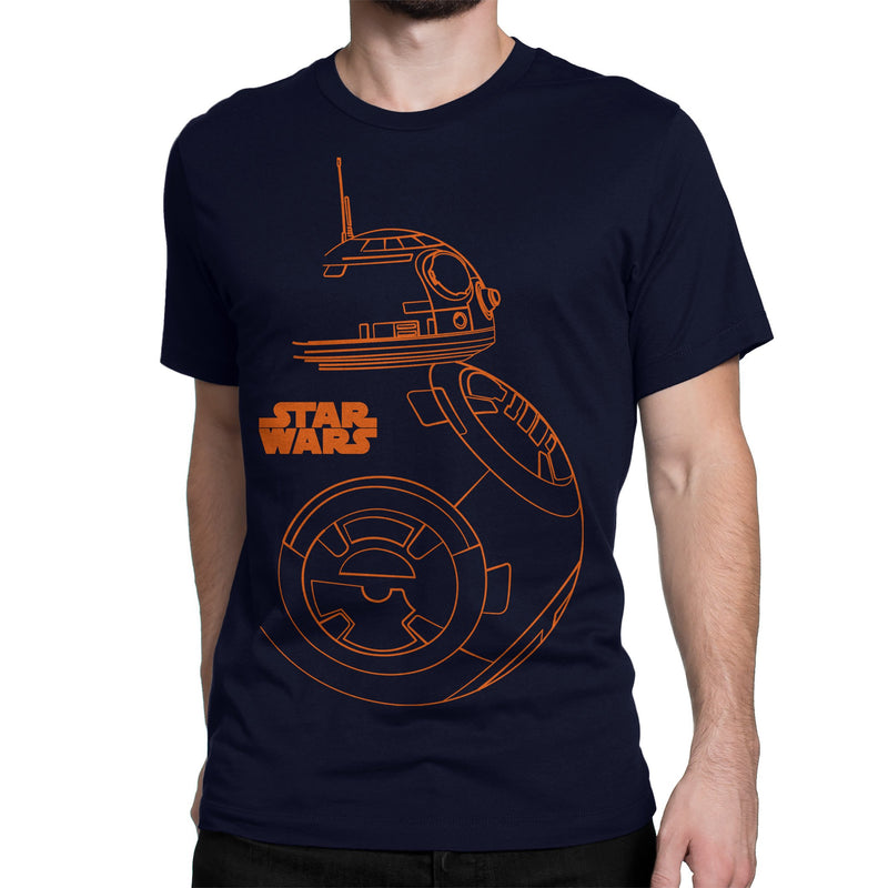 Star Wars BB-8 Outline