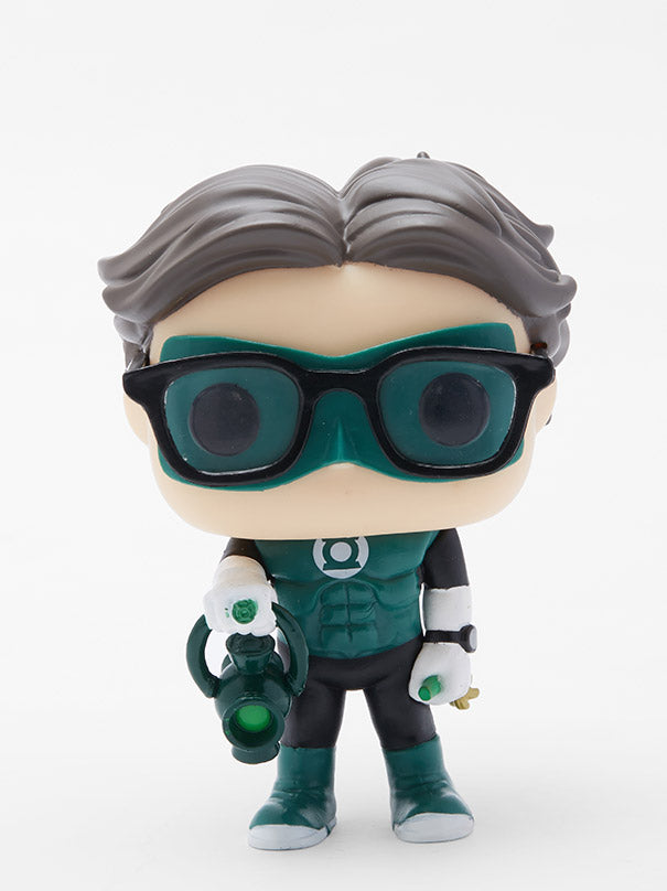 The Big Bang Theory: Leonard Hofstadter as Green Lantern  SDCC 2019 Exclusive Funko Pop!