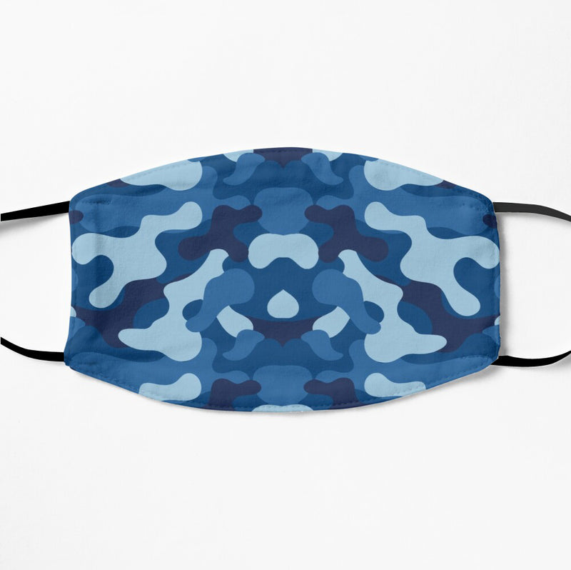 Camouflage 2 Ply Cloth Mask