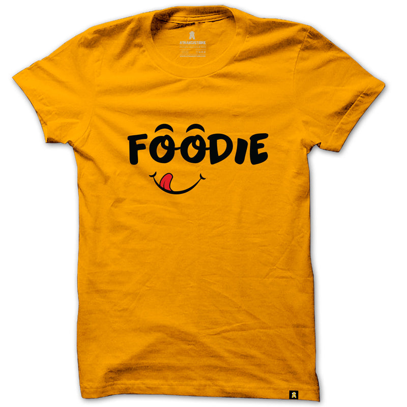 Foodie Printed T-shirt