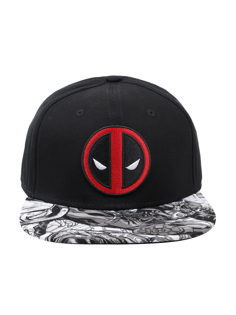 Deadpool Black Cap - MNEMVE