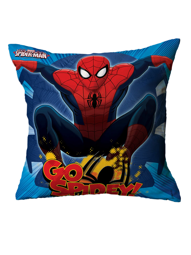 Marvel Spider Man Filled Cusion with Cover 16x16 inches - e62