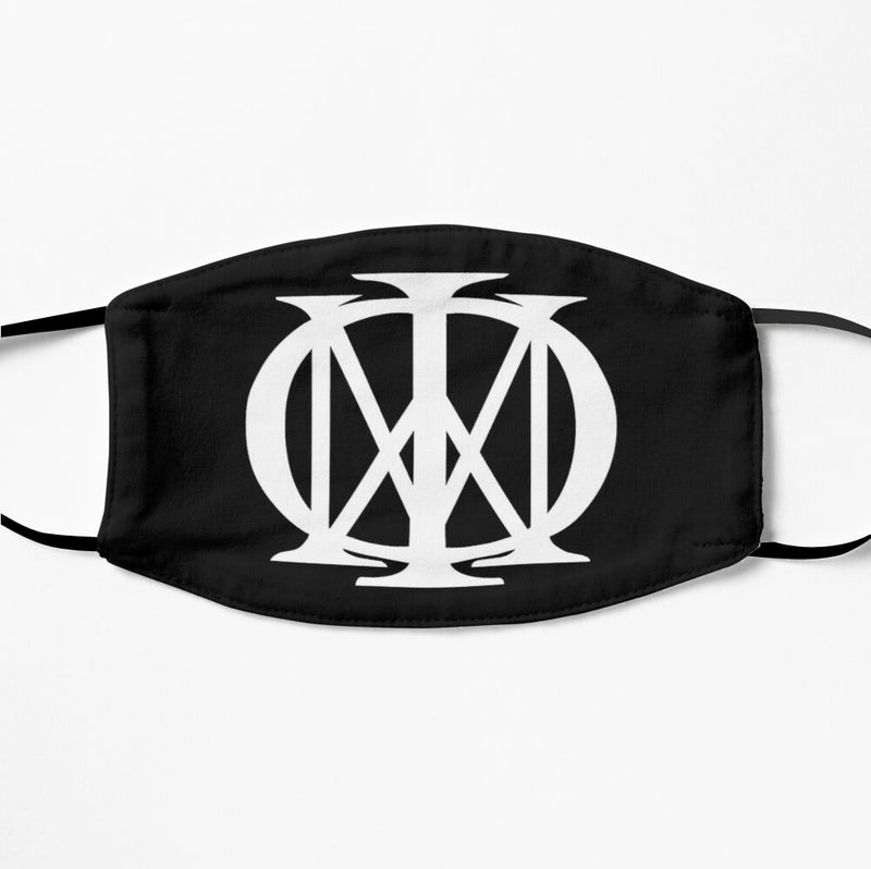 Printed Face Mask - Dream Theater 2 Ply Cloth Mask