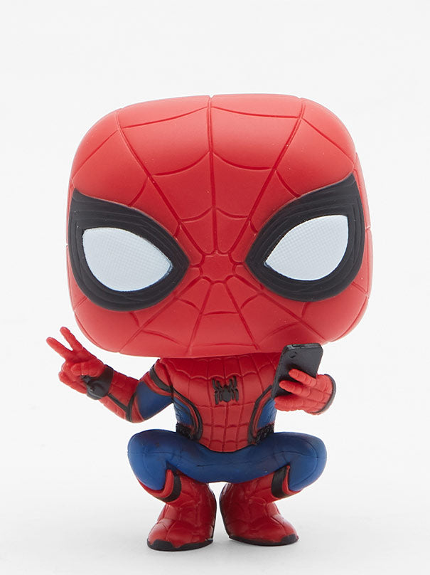 Spider-Man Far From Home: Hero Suit Funko Pop!
