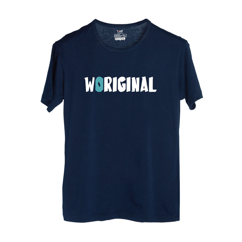 Woriginal Blue T-Shirt