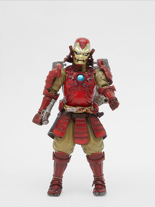Bandai Samurai Iron Man Mark 3 Meisho Manga Realization Figure
