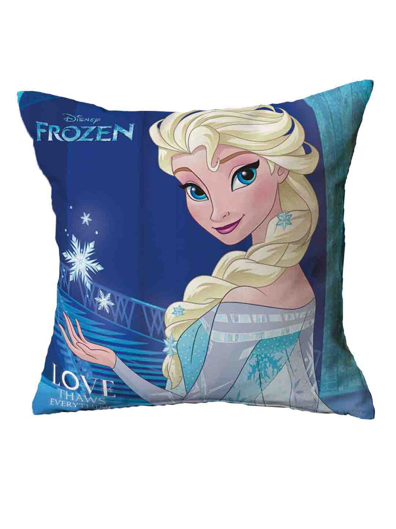 Disney Frozen Filled Cusion with Cover 16x16 inches - e68