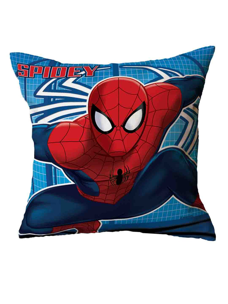 Marvel Spider Man Filled Cusion with Cover 16x16 inches - e87