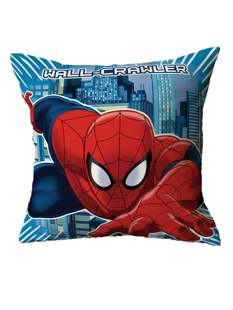 Marvel Spider Man Filled Cusion with Cover 16x16 inches - e83