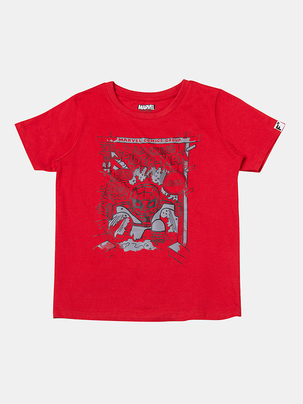 Spider Man Kids T-Shirt