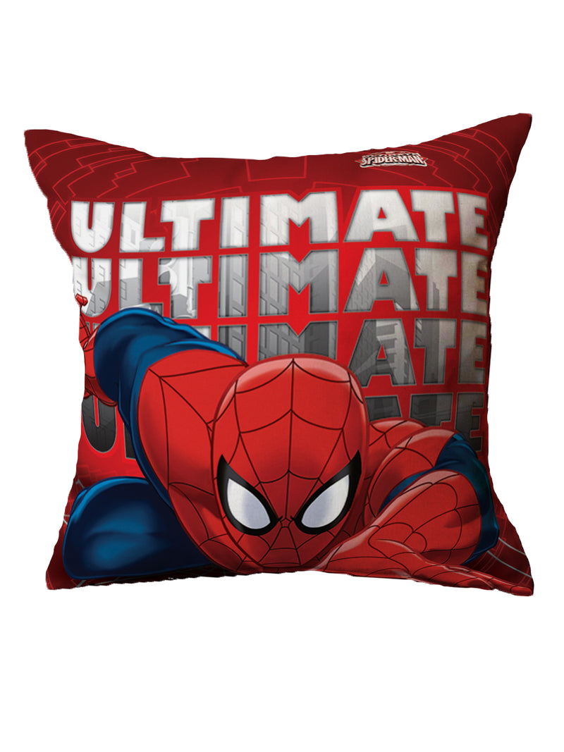 Marvel Spiderman Red Cusion with Cover 16x16 inches - e12