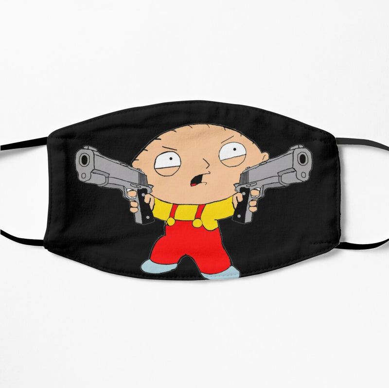 Printed Face Mask - Family Guy 2 Ply Cloth Mask