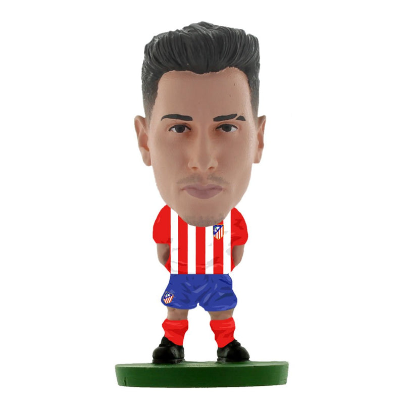 Jose Gimenez - Atletico Madrid - Home Kit (Classic Version) Figure by Soccer Starz