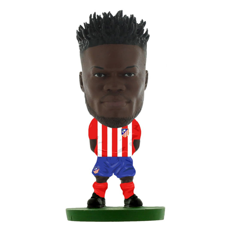 Thomas Partey - Atletico Madrid - Home Kit (Classic Version) Figure by Soccer Starz