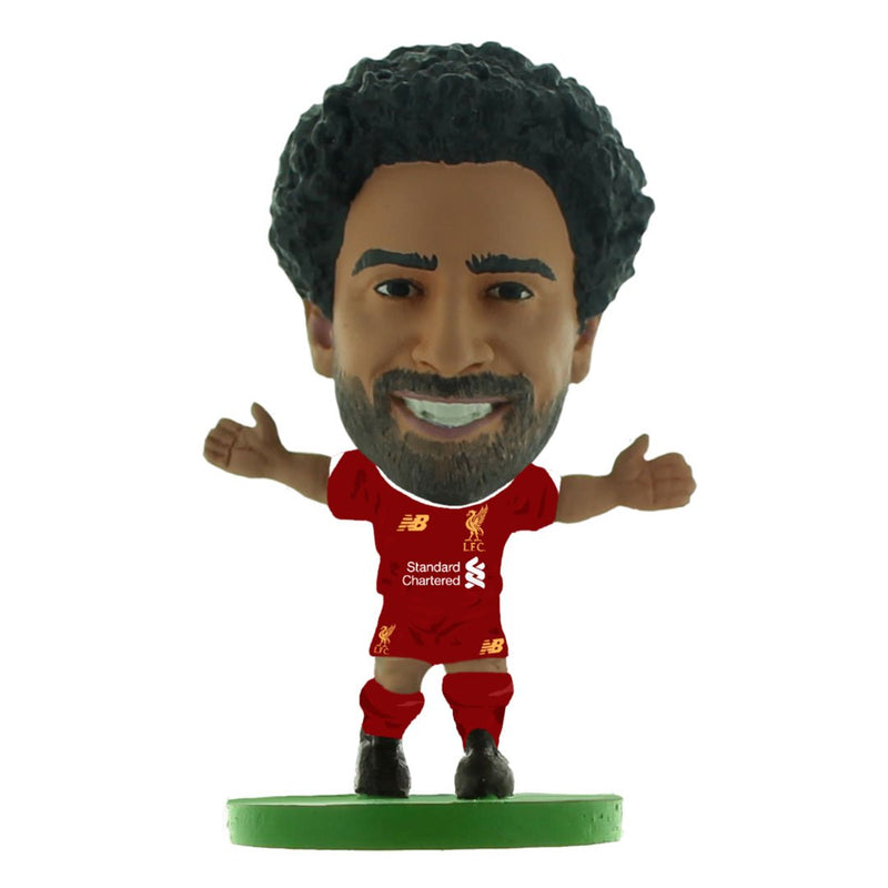 Mohamed Salah - Liverpool - Home Kit (2020 Version) Figure by Soccer Starz