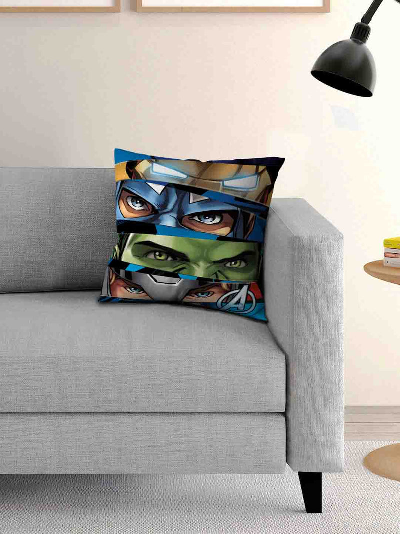 Marvel Avengers superhero eyes Cusion with Cover - e53